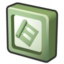 64x64px size png icon of Microsoft office2003 project