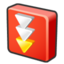 64x64px size png icon of flashget