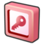 64x64px size png icon of microsoft office 2003 access