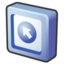 64x64px size png icon of microsoft office 2003 frontpage