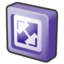 64x64px size png icon of microsoft office 2003 infopath