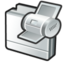 64x64px size png icon of folder print