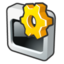 64x64px size png icon of msdos batch file