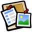 64x64px size png icon of iWeb