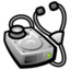 64x64px size png icon of Disk Utility