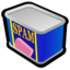 64x64px size png icon of Spam