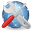 64x64px size png icon of Apps network config