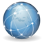 64x64px size png icon of Apps web browser