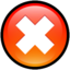 64x64px size png icon of Button Close