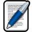 64x64px size png icon of Edit Document