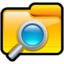 64x64px size png icon of Folder Explorer