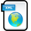 64x64px size png icon of Web XML