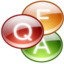 64x64px size png icon of FAQ