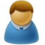 64x64px size png icon of User Male
