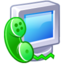 64x64px size png icon of On line