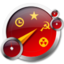 64x64px size png icon of Dock Dashboard
