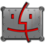 64x64px size png icon of Dock Finder