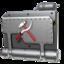 64x64px size png icon of Folder Application Folder