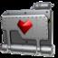 64x64px size png icon of Folder Favorite Folder