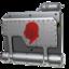 64x64px size png icon of Folder User Folder