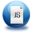 64x64px size png icon of file JavaScript