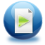 64x64px size png icon of file media