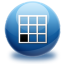 64x64px size png icon of left bottom