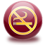 64x64px size png icon of no smoking