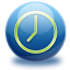 64x64px size png icon of time