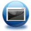 64x64px size png icon of window