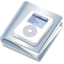 64x64px size png icon of music folder2