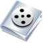64x64px size png icon of videos folder