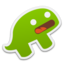 64x64px size png icon of Dinosaur