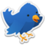 64x64px size png icon of Twitterrific