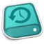 64x64px size png icon of Backup Drive