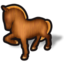 64x64px size png icon of trojan