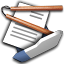 64x64px size png icon of Documents Settings