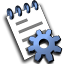 64x64px size png icon of File Configuration