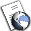 64x64px size png icon of Internet Documents