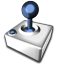 64x64px size png icon of Joystick