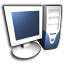 64x64px size png icon of My Computer