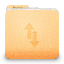 64x64px size png icon of gnome fs network