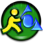 64x64px size png icon of AOL Instant Messanger
