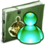 64x64px size png icon of MSN Messenger Folder