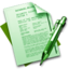 64x64px size png icon of Text Edit