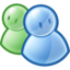 64x64px size png icon of MSN
