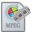 64x64px size png icon of MovieTypeMPEG