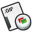 64x64px size png icon of Gif image