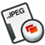 64x64px size png icon of Jpeg image