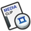 64x64px size png icon of Media cilp